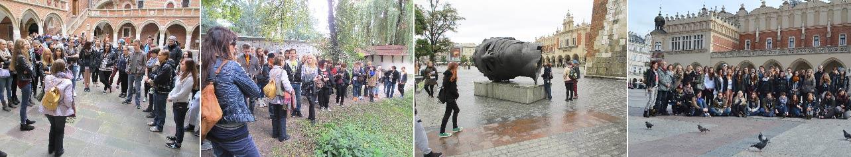 Impressionen der Studienfahrt nach Krakau