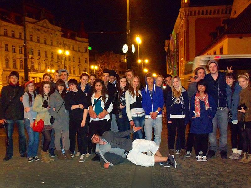 Studienfahrt Prag 2011