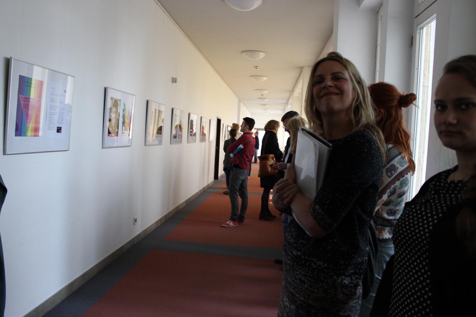 Ausstellungsrundgang
