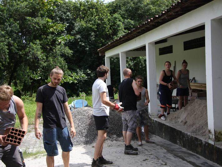 Projeto Brasil 2015: Jeder packt an