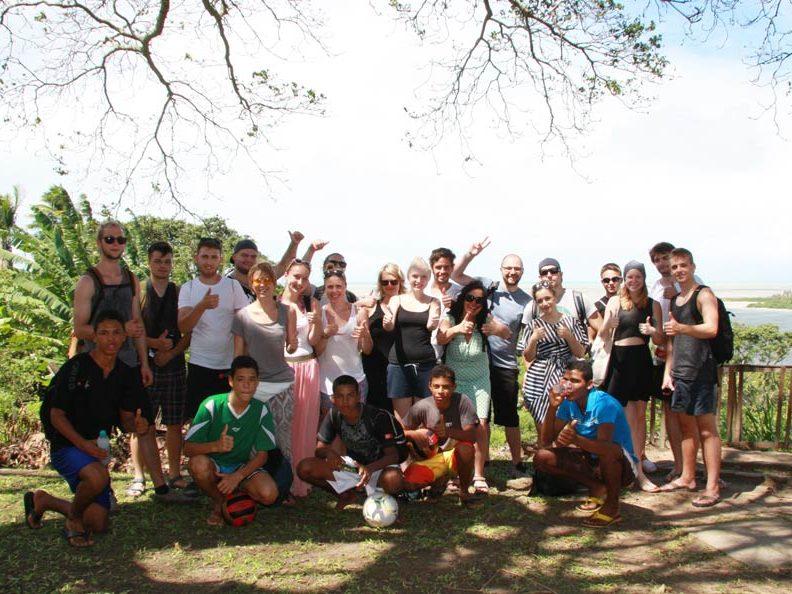Projeto Brasil 2015: Die Projektgruppe