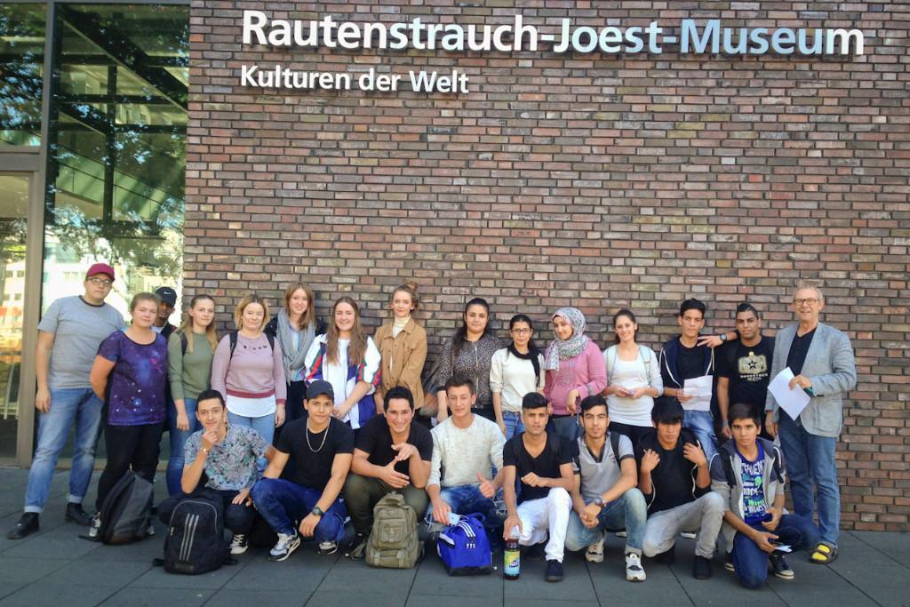 Besuch des Rautenstrauch-Joest- Museums