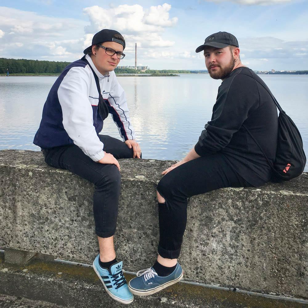 Erasmus+ Mobilität: Mike Ostrovsky und Jakub Dudczak (G12.1) in Kattowitz