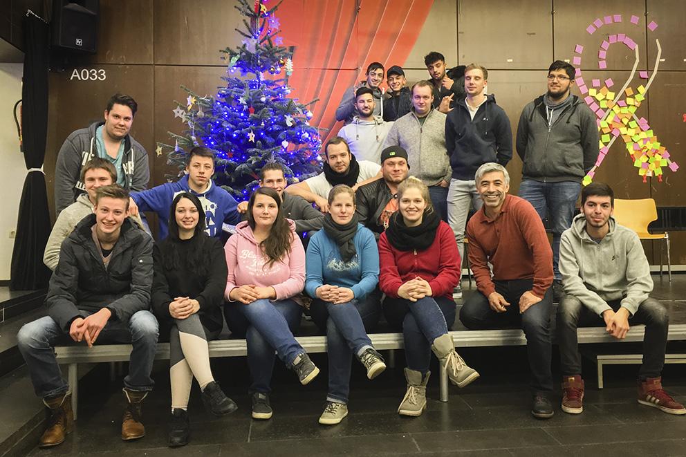 Der RRBK-Weihnachtsbaum