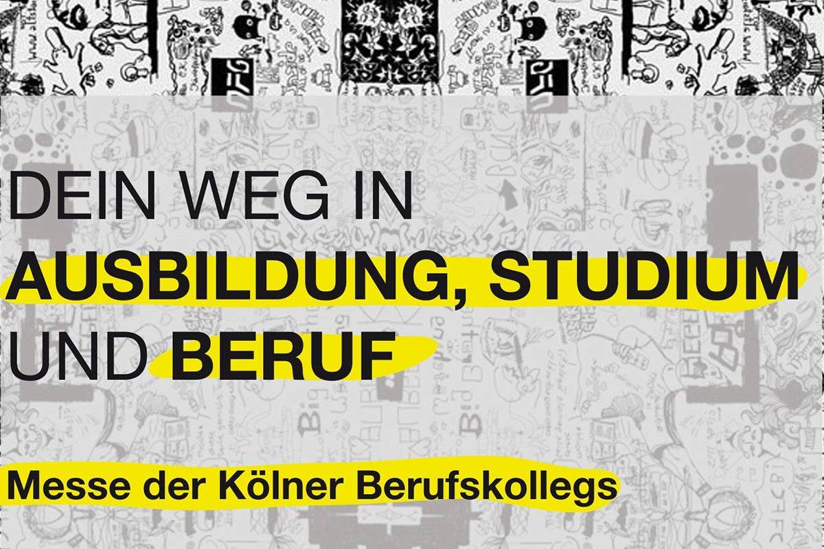 Messe der Kölner berufskollegs im Mediapark 2018