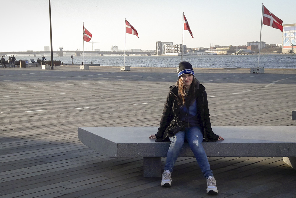 Prakikum Dänemark: Dana Zimmermann