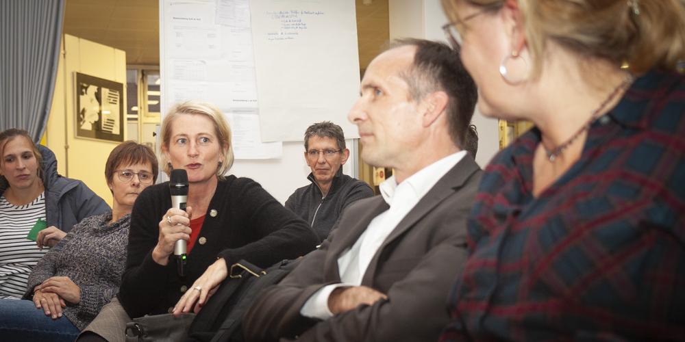 Pädagogischer Halbtag am 19.11.2019: Feedback-Kultur am RRBK